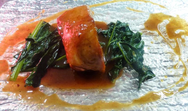 Piatto di carne alla Tavernetta Maria Callas