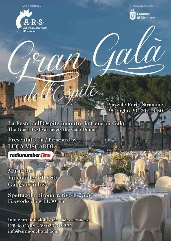 Gran Galà dell'Ospite - Tavernetta Maria Callas
